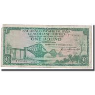 Billet, Scotland, 1 Pound, 1962, 1962-11-01, KM:269a, B+ - Ecosse