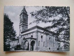 1959 - Imola - Chiesa - Basilica Santuario Del Piratello  - Cartolina Storica Originale Firmata Da Angelo Banzola - Imola
