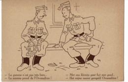 Soldier  Soldat - Humour