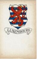 WAPENSCHILD Luxembourg - Cartes Postales