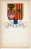 WAPENSCHILD Antwerpen ANVERS - Cartes Postales