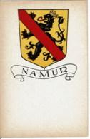 WAPENSCHILD Namur - Cartes Postales