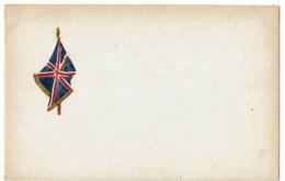 WAPENSCHILD   Vlag UK  Engeland - Cartes Postales