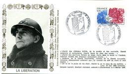 Bureau Temporaire Langres Du 13 Septembre 1994 - Anniversaire Libération Résistance - X 811 - WW2 (II Guerra Mundial)
