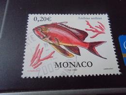 POISSONS (2002) - Monaco
