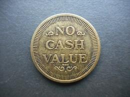 United States. Token No Cash Value - USA