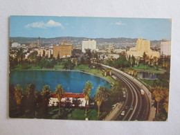 Etats-Unis Californie Los Angeles Mac Arthur Park - Los Angeles