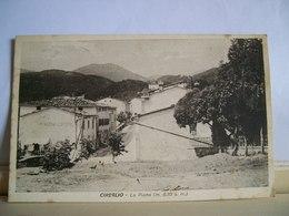 Viaggiata - Pistoia - Saluti Da Cireglio - La Piana - Pensione Caporali - Cartolina Originale - Saluti Da.../ Gruss Aus...