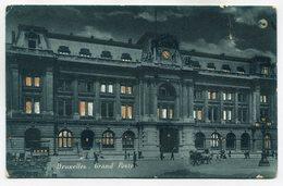 CPA - Carte Postale - Belgique - Bruxelles - Grand Poste (SV5941) - Monumenten, Gebouwen