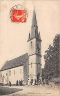 41 - LOIR ET CHER / 411439 - Lisle - L'église - Autres Communes