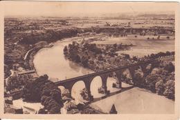 CPA -  13. ALBI Le Pont Du Chemin De Fer Et La Vallée Du Tarn - Albi