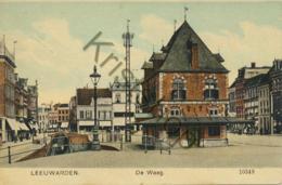 Leeuwarden - De Waag  [D1644 - Leeuwarden
