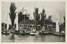 Sneek - Watersport Hotel Paviljoen  [D1834 - Sneek