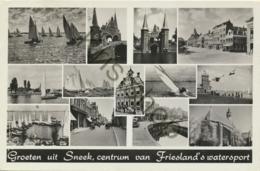 Sneek - Centrum Van Friesland's Watersport - Sneek