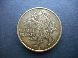 Belgium. Token 25 Francs 1986 - Unclassified