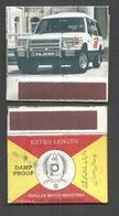 PAKISTAN MATCHBOX CAR - Matchboxes