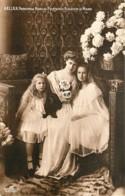 Roumanie - La Princesse Marie De Roumanie Et Les Princesse Elisaveta Et Maria - Royal Families