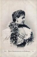 Roumanie - Maria Kronprinzessin Von Rumanien - Royal Families