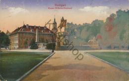 Stuttgart - Kaiser-Wilhelm-Denkmal [D 2.316 - Deutschland