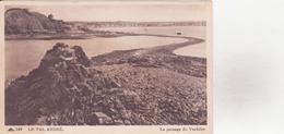CPA -  149.  LE VAL ANDRE Le Passage Du Verdelet - France