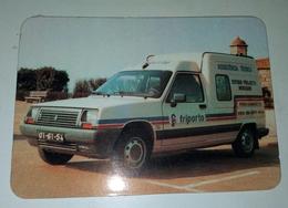 Calendrier De Poche Renault Express - Petit Format : 1991-00