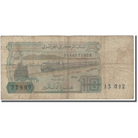 Billet, Algeria, 10 Dinars, 1983-12-02, KM:132a, AB+ - Algérie
