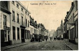 Belgique Comines Marché Du Fort - Comines-Warneton - Komen-Waasten