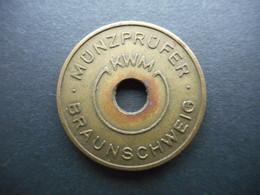 Germany. Token Karl W. Müller KG Münzprüfer - Germany