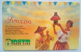242PETD  Eastern Telecoms Sinulog  150 Units - Philippines