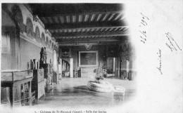 [32] Gers> Non Classés Chateau De St Blancard Salle Des Gardes - Ohne Zuordnung