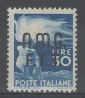 TRIESTE (zone A):  N°14 *       - Cote 90€ - - 7. Trieste