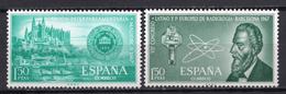 1967 - SPAGNA - Catg. Mi. 1675/1676 - NH - (C0120.14..) - 1931-Oggi: 2. Rep. - ... Juan Carlos I