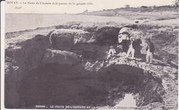 CPA - ROYAN - Le Puits De L'Auture Et La Pointe De La Grande Côte - Royan