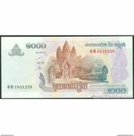 TWN - CAMBODIA 58a - 1000 1.000 Riels 2005 UNC - Cambogia