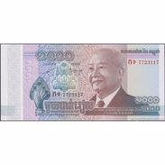 TWN - CAMBODIA 63 - 1000 1.000 Riels 2012 UNC - Cambogia