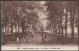 Les Arènes, La Grande Allée, Néris-les-Bains, Allier, C.1910 - Picandet CPA - Neris Les Bains