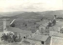 07  Loubaresse : Le Haut Du Village Semi Moderne - France