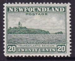Newfoundland 1932-7 Sc 196 Mint Hinged - Newfoundland