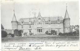 Andenne NA13: Le Château. Façade Principale 1906 - Andenne