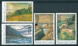 1976 Tristan Da Cunha Roland Svensson Quadri Paintings Peintures MNH** Y34 - Tristan Da Cunha