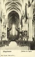 HOOGSTRATEN - Intérieur De L'Eglise - Carte Précurseur N'ayant Pas Circulé - Nels, Série 102, N° 3 - Hoogstraten