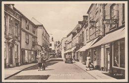 High Street, Devizes, Wiltshire, C.1950s - Valentine's Postcard - England