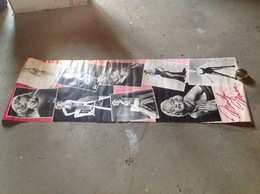 Marilyn Monroe, Poster 158 X 53 Cm 9 Vues 1987 - Posters