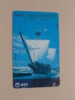 SANT JUAN BAUTISTA ( JAPAN - NTT ) 1990 & 1994 - 2 ( Two ) Telecards ( For 105 Call Units ) ! - Belgique