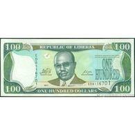TWN - LIBERIA 30g - 100 Dollars 2011 Prefix ED UNC - Liberia