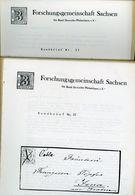 ArGe Sachsen Rundbriefe Nr. 32 + 33 - Jahrgang 1986 - Sachsen