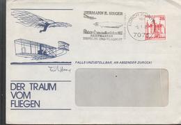 30181. Carta LORCH (Alemania Federal) 1981. Hermann Sieger Zeppelin - [7] República Federal