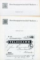 ArGe Sachsen Rundbriefe Nr. 40 + 41 - Jahrgang 1991 - Sachsen