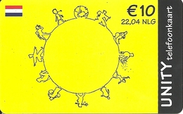 Netherlands: Prepaid IDT - Unity 01.04 - Niederlande
