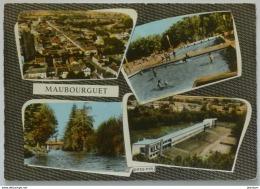 MAUBOURGUET (65/Hautes Pyrénées) - Vue Du Village - Piscine - Maubourguet